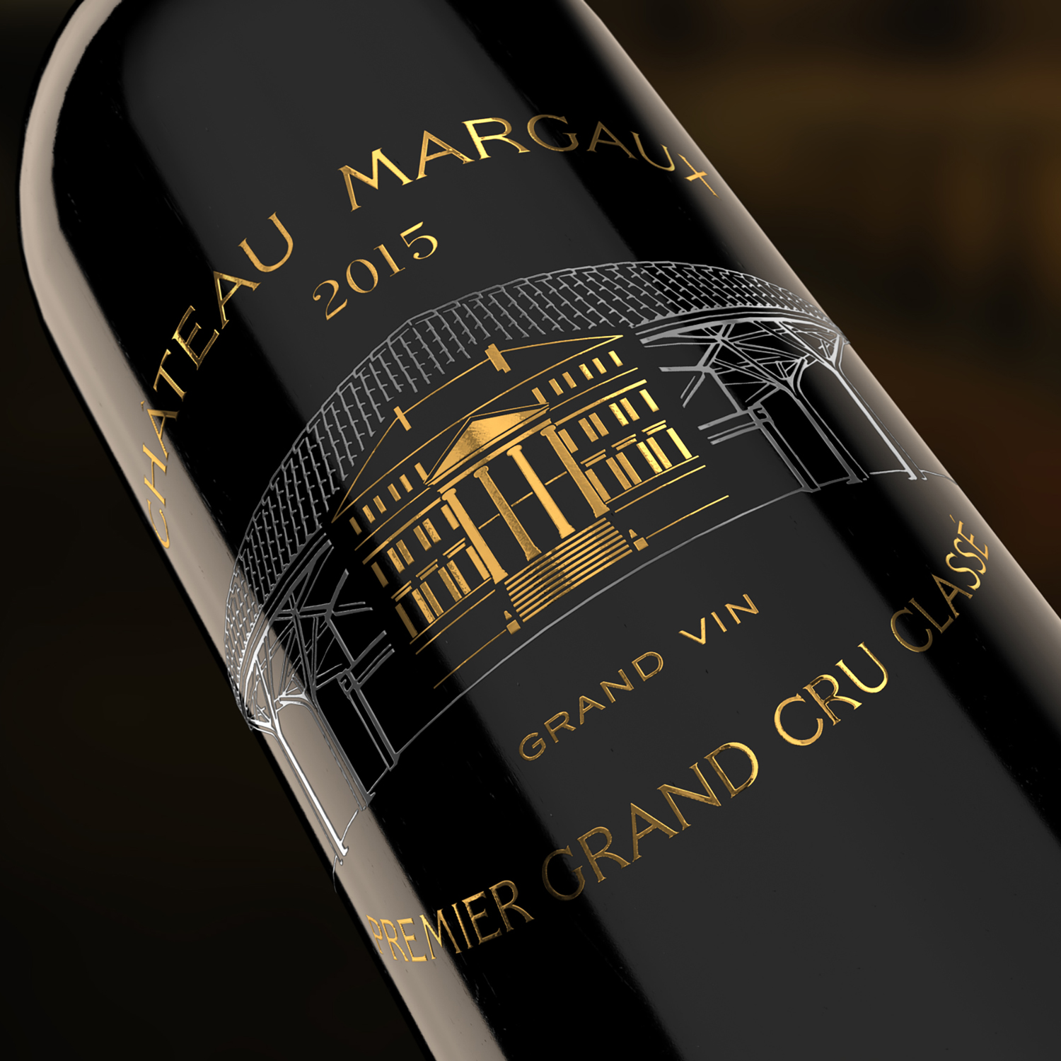 chateau-margaux-2015-millesime-exception-bouteille-le5ruedosne-luxury-design-packaging-branding-agency